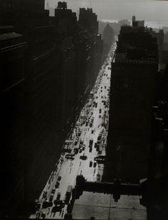 Berenice Abbott - Retratos de ciudad - Fotografía