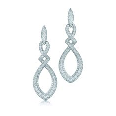 Gorgeous Diamond Earrings from Kwiat