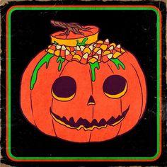 This Is Halloween 🎃 Halloween Arts And Crafts, Vintage Halloween Decorations, Halloween Pictures, Halloween House, Holidays Halloween, Happy Halloween, Halloween Activities, Spooky Scary, Creepy