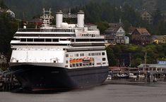 http://usa.mycityportal.net - Cruise ship - Holland America Amsterdam - #usa #america