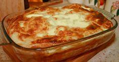 Falošné lasagne z lístkového cesta: Na stole o pol hodinu! Good Food, Yummy Food, Russian Recipes, Mediterranean Recipes, International Recipes, Appetizers, Food And Drink, Cooking Recipes, Meals
