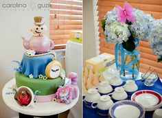 A Very Awesome Baby Shower Alice In Wonderland Style   Miami Photographer - Carolina Guzik Photography