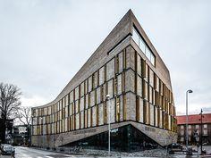 Frederiksberg Courthouse - I on Behance