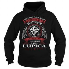 LUPICA Good Heart - Last Name, Surname TShirts