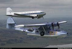 pby catalina   ZK-PBY - Private Consolidated PBY-5A Catalina at In Flight   Photo ID ...