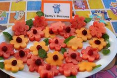 Fruit Flowers for Dora party  https://www.facebook.com/Earningcashandgiftcardsonline
