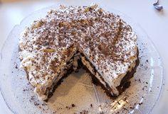 Querem a receita? Diga sim nos comentár. by ғᴇʀɴᴀɴᴅᴇᴢ Danish Cake, Tart, French Toast, Recipies, Goodies, Food And Drink, Health Fitness, Baking, Breakfast