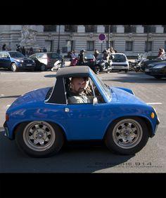 Mini Porsche 914