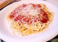 Mom's Crockpot Spaghetti Recipe   My San Francisco Kitchen