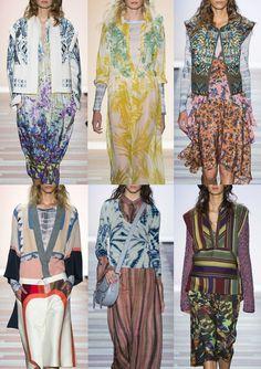 New York Fashion Week Womenswear Print Highlights Part 1 – Spring/Summer 2016