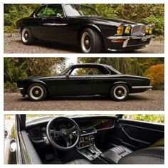1977 Jaguar XJC V12 looks amazing