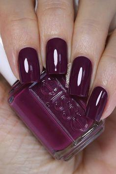 Grape Fizz Nails Silver Glitter, Blue And Silver, Periwinkle Blue, Purple, Oil Pen, Cuticle Oil, Yellow Cream, Nail Polish Colors, Essie