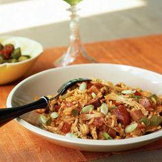 Turkey Jambalaya using leftover turkey | CookingLight.com