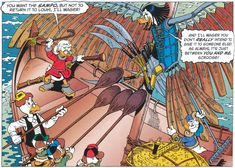 Quest for Kalevala by Don Rosa