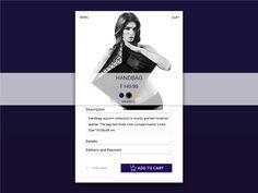 Product Page by Madalina Taina