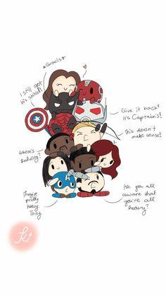 #scarletvision #civilwar. Bucky on top of Steve