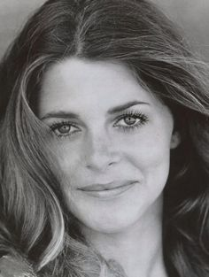 Lindsay Wagner, The Bionic Woman - Loved that show. More