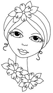 Riscos graciosos (Cute Drawings): Riscos de meninas, meninos, bonecas, bebes (Girls, boys, babies and dolls) Disney Princess Coloring Pages, Disney Princess Colors, Pencil Art Drawings, Cute Drawings, Animal Coloring Pages, Coloring Books, Abstract Face Art, Colorful Drawings, Elementary Art