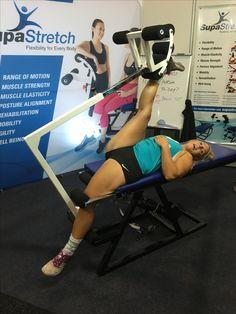 stretch partner machine