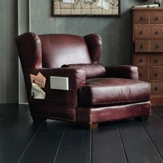 someday i'll have a big comfy leather chair
