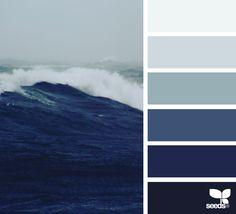{ color storm } image via: @thebungalow22