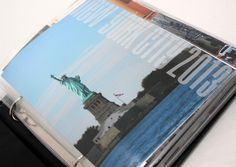 NYC Snap Album by Amy.  Such a great way to make a stunning album in less time. (Supplies found at awdml.com)
