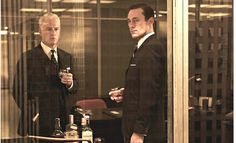 Mad Men  The image of it as a man's drink is long gone, too. It might be Don Draper cradling the tumbler of bourbon in Mad Men, but in real life it's his co-star Christina Hendricks who's the whisky aficionado. Rihanna is a fan, and Lady Gaga says she drinks tonnes of the stuff when she's writing songs