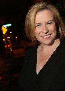 Julie Mason: reporter, dog owner and Borderstani. (Luis Gomez Photos)