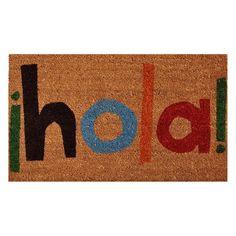 Home & More Hola Outdoor Doormat - 121561729