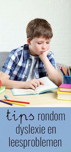 Tips rondom dyslexie en leesproblemen