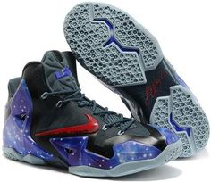 Lebron 11 P.S Elite Galaxy