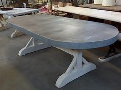Cool outdoor table