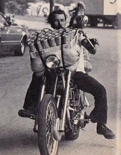 Making a Beer-Run, 1975