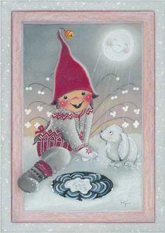 special noel - Page 3 Christmas Drawing, Christmas Art, Winter Christmas, Winter Snow, Swedish Christmas, Scandinavian Christmas, Illustrations, Illustration Art, Decoupage