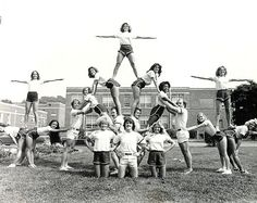 7 Best Human Pyramids images in 2012 | Human pyramid, 50th