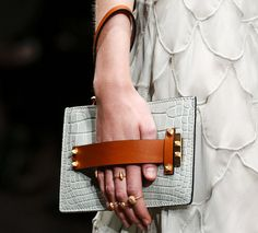 Valentino's Spring 2015 Bags are Another Step Further into the Post-Rockstud Era