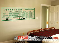 fenway-park-boston-redsox-scoreboard-man-cave-vinyl-decal-wall-decal-complete-ver2-d