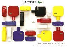 L.12.12 Jaune Optimistic cologne homme Lacoste : le nouveau parfum dynamique et optimistique à découvrir