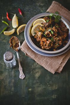 Spicy Mutton Curry (Kosha Mangsho)   Playful Cooking