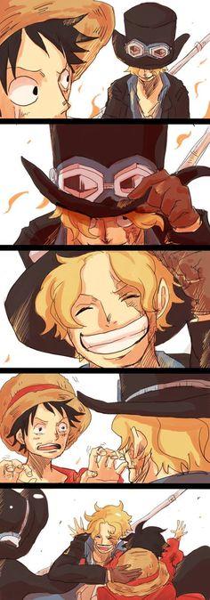 One Piece Cry Heart Children/'s Dream PVC Figure Luffy Sabo Dadan Ace New In Box