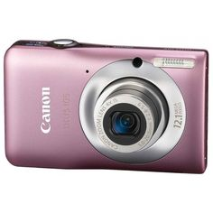 Fotocamera canon digital ixus 105 pink 90