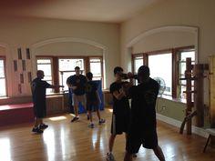 Wing Chun School Early Morning Training