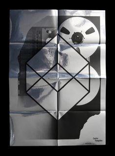 """ON AIR"", Studio 13/16, Centre Pompidou (Poster), 2012.: Photo"