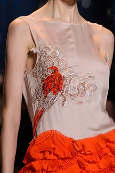 Christian Dior at Couture Spring 2016 - Livingly