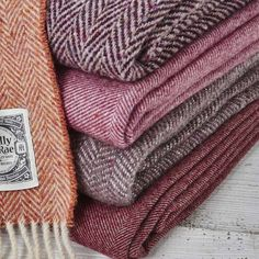 Are you interested in our Plum wool blanket ? With our plum throws you need look no further.