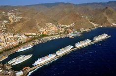 Muelle de Santa Cruz de Tenerife