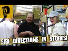 Siri Directions In Stores Prank!! ft. JStuStudios