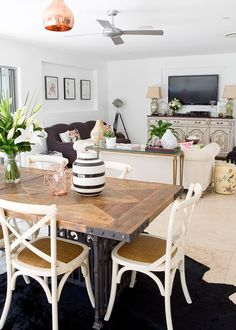Rugby league star Corey Parker's Brisbane home - Home Beautiful