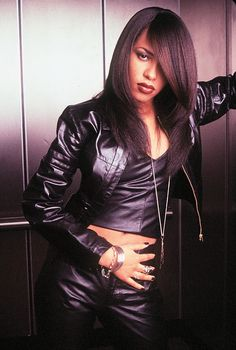 Aaliyah had the best style