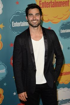 Tyler Hoechlin. Gorgeous!!! I want!!! Haha